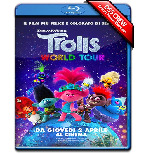 cattura di Trolls 2 World Tour 2020 iTA