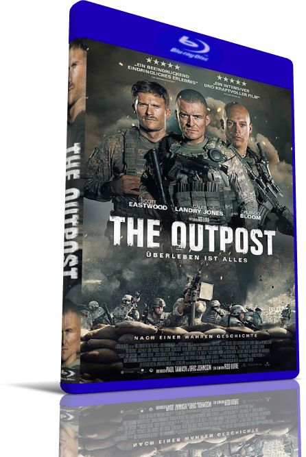 cattura di The Outpost 2019 BluRay