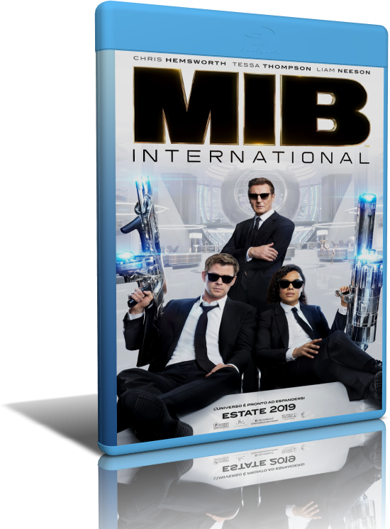 cattura di Men in Black International 2019 AC3 5 1 ITA1080p H265 sub itaforced
