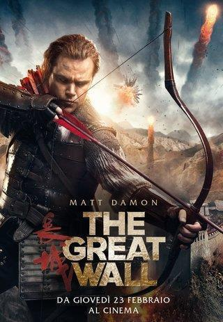 cattura di The Great Wall 2016 iTALiAN