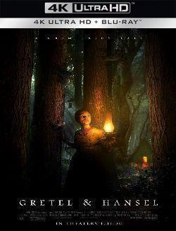 cattura di Gretel and Hansel 2020 4K 2160p iTA